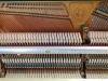 znakomite pianino niemieckie Ronish z mechaniką Renner