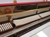 białe pianino Schimmel lakier poliestrowy