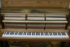 dębowe pianino Yamaha P 116N